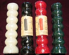 7 Knob Spell Candles